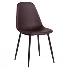 Трапезен стол Ареа венге От Мебели Домино