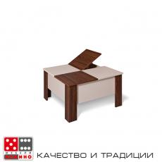 Холна маса Шах Мат квадрат От Мебели Домино