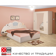 Спален комплект Жасмин От Мебели Домино