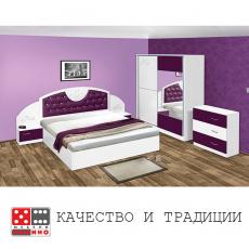 Спален комплект Аполон  От