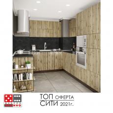 Кухня Сити 418 От