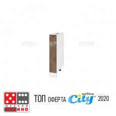 ТВ шкаф Сити 6201 От Мебели Домино