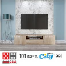ТВ шкаф Сити 336 От Мебели Домино