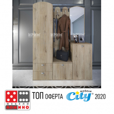 Конфигурация за антре Сити 4016 От Мебели Домино