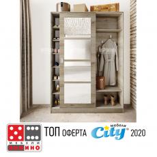 Конфигурация за антре Сити 4018 От Мебели Домино