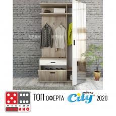 Конфигурация за антре Сити 4020 От Мебели Домино