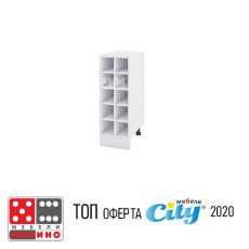 Кухненски модул Сити Б137 От Мебели Домино