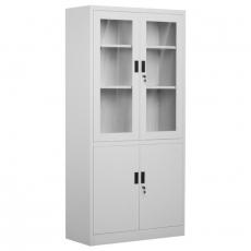 Метален шкаф Carmen CR-1272 L От Мебели Домино