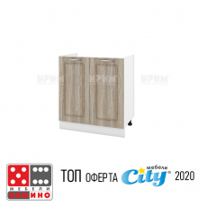 Метален шкаф Carmen CR-1273 L SAND От Мебели Домино