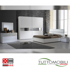 Италианска спалня Диамант От Мебели Домино