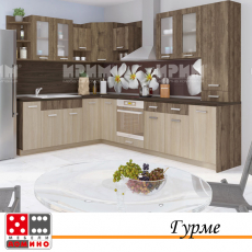 Кухня по проект Черимоя От Мебели Домино