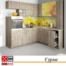 Кухня по проект Фигатела От Мебели Домино