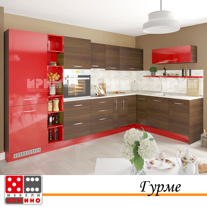 Кухня по проект Нони(6602034Noni)