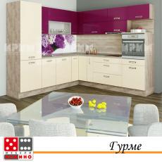 Кухня по проект Кивано От Мебели Домино